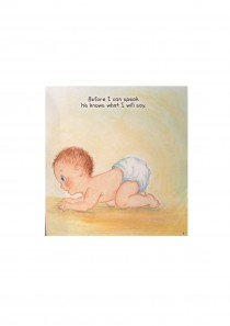 """""""I Am a Baby"""" (Hardcover)"""